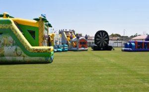Διήμερο εκδηλώσεων για τα παιδιά των κρατουμένων στο γήπεδο των Φυλακών – Φωτογραφίες
