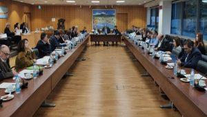 Συνεδρία Παράλληλης Βουλής: Αξιολόγηση των εργασιών, καταγραφή προβλημάτων και καταστατικές αλλαγές – Νέο λογότυπο
