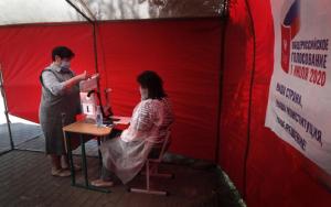 Το Κρεμλίνο θεωρεί 'θρίαμβο' το αποτέλεσμα της ψηφοφορίας για την συνταγματική αναθεώρηση