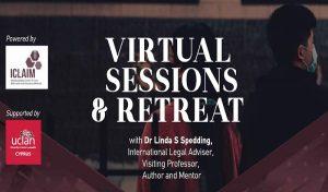 Virtual Sessions & Retreat with Dr. Linda S. Spedding, International Legal Adviser 🗓