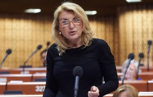 """J. Drenjanin:""""Challenging the Istanbul Convention is a serious setback for women's rights"""""""