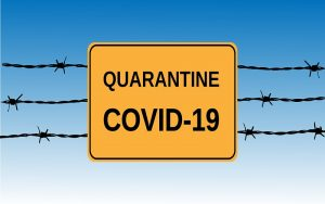 UK: Don't break quarantine to go to court – Law Society