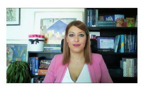 Γεωργία Στεφάνου: «Για να αλλάξει κάτι χρειάζεται αγώνας»