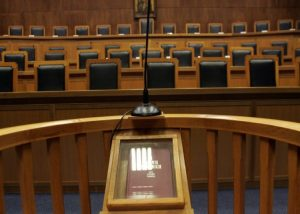 Ελλάδα : Κρίσιμη συνεδρίαση των λοιμωξιολόγων για το άνοιγμα των δικαστηρίων στις 10 Μαΐου