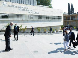 Ανακοίνωση Ανωτάτου Δικαστηρίου για την επίσκεψη της Προέδρου της Ελληνικής Δημοκρατίας στο Ανώτατο Δικαστήριο