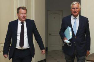 Λονδίνο: Κατατέθηκε το αμφιλεγόμενο νομοσχέδιο που αναιρεί μέρη της συμφωνίας του Brexit