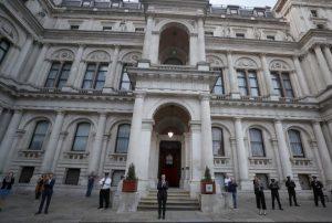 Ανησυχία Λονδίνου για την ένταση στην Αν. Μεσόγειο και επίκληση του Δικαίου της Θάλασσας