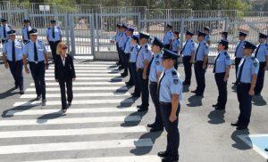 Υπουργός Δικαιοσύνης και ηγεσία της Αστυνομίας επισκέφθηκαν την Α.Δ. Μόρφου