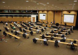 Αναπομπές και νόμοι για μεταναστευτικό στην 1η Ολομέλεια της Βουλής της τελευταίας Συνόδου