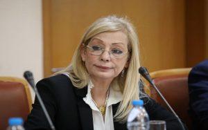 Ομιλία της Υπουργού Εργασίας, Πρόνοιας και Κοινωνικών Ασφαλίσεων κας Ζέτας Αιμιλιανίδου στη συνέντευξη Τύπου για την παρουσίαση της έρευνας «Έμφυλες διακρίσεις στην Απασχόληση στην Κύπρο»
