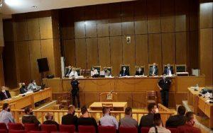 Δίκη Χρυσής Αυγής: Με φόντο τη φυλακή για όσους καταδικάστηκαν σε πρόσκαιρες καθείρξεις, συνεχίζεται η δίκη για τις αναστολές