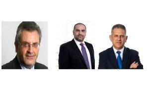 Χρίστος Κληρίδης, Κυριάκος Θεοδωρίδης, Θανάσης Κορφιώτης : Δηλώσεις για τα αποτελέσματα των εκλογών του Παγκύπριου Δικηγορικού Συλλόγου