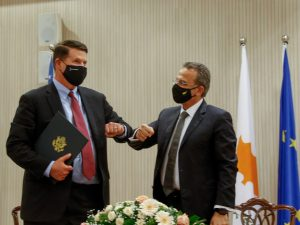 Υπογραφή Μνημονίου Συνεργασίας μεταξύ Κύπρου και ΗΠΑ σε θέματα επιστήμης και τεχνολογίας