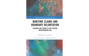 Σημαντικό βιβλίο του Νικόλα Α. Ιωαννίδη για την οριοθέτηση θαλασσίων ζωνών