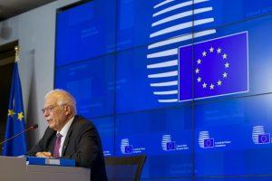 Μπορρέλ: Η βία κατά γυναικών αποτελεί παραβίαση ανθρωπίνων δικαιωμάτων και δεν έχει θέση στην ΕΕ ή αλλού