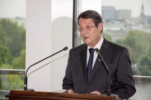 Αμετάθετος στόχος η λύση χωρίς παρεκκλίσεις από τα ψηφίσματα του ΟΗΕ, είπε ο Πρόεδρος Αναστασιάδης