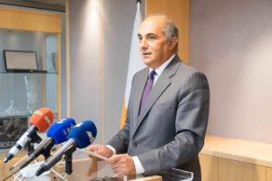 Την παραίτησή του ανακοίνωσε ο Δημήτρης Συλλούρης