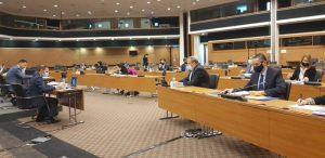 Ομιλία του Γενικού Εισαγγελέα της Δημοκρατίας κ. Γιώργου Σαββίδη κατά την παρουσίαση του Προϋπολογισμού της Νομικής Υπηρεσίας για το 2021