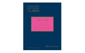 Κυκλοφόρησε το σύγγραμμα Tort Law in Cyprus των Αχιλλέα Κ. Αιμιλιανίδη και Χριστιάνας Μάρκου