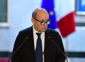 Αν η Τουρκία δεν αλλάξει στάση όλες οι επιλογές βρίσκονται στο τραπέζι, λέει ο Γάλλος ΥΠΕΞ