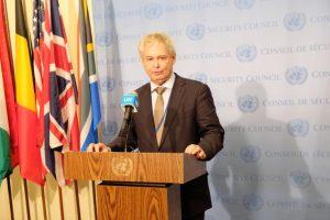 Σημαντικό το έργο της Επιτροπής Διεθνούς Δικαίου, ανέφερε ο Μόνιμος Αντιπρόσωπος της Κύπρου στα ΗΕ