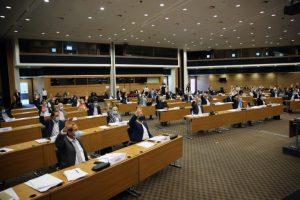 Τις νομικές προεκτάσεις καταψήφισης του προϋπολογισμού και τις επιλογές της Βουλής, αναλύει στο ΚΥΠΕ ο Χρ. Κληρίδης