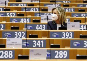 Με 631 ψήφους υπέρ, 3 κατά και 59 αποχές εγκρίθηκε το ψήφισμα του ΕΚ για την Αμμόχωστο