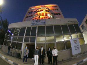Δήλωση Υπουργού Δικαιοσύνης κας Έμιλυς Γιολίτη για τη βία κατά των γυναικών στο πλαίσιο συμμετοχής του Υπουργείου στην παγκόσμια εκστρατεία φωταγώγησης κτηρίων