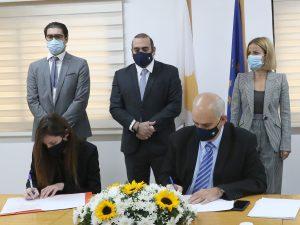 Υπογραφή Συμβολαίου για τη μελέτη, εγκατάσταση, συντήρηση και λειτουργία του συστήματος φωτοεπισήμανσης