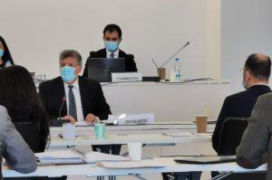 Επ. Νομικών: Εκ νέου επεξεργασία για το νομοσχέδιο για την Αρχή κατά της Διαφθοράς
