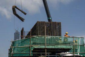 Σε ισχύ ο νόμος για τους εργοδοτούμενους στην οικοδομική βιομηχανία