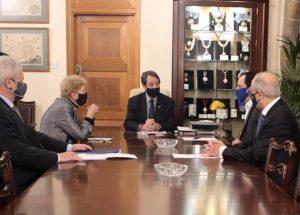 Ετοιμότητα για συμμετοχή σε άτυπη διάσκεψη εξέφρασε ο Πρόεδρος στη Λουτ