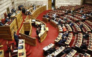 Eισάγεται σήμερα στην Ελληνική Βουλή το νομοσχέδιο για επέκταση της αιγιαλίτιδας ζώνης στο Ιόνιο