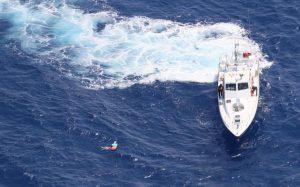 Ομάδα δικηγόρων από το Aμστερντάμ ζητούν τον τερματισμό των επιχειρήσεων της Frontex στο Αιγαίο