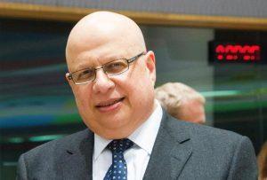 Οι 27 επικύρωσαν το διορισμό του Πρέσβη Αιμιλίου ως Γενικού Εισαγγελέα του Δικαστηρίου της ΕΕ