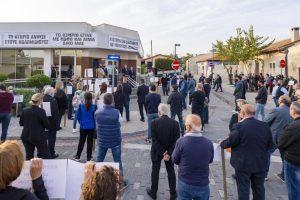 Ψήφισμα προς τον ΠτΔ ενέκρινε πανδημοτική συγκέντρωση στα Κ.Πολεμίδια για το κτίριο πρώην ΣΠΕ