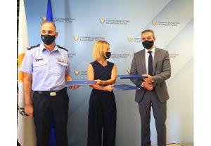 Μνημόνιο Συνεργασίας μεταξύ του ΥΔΔΤ, της Αστυνομίας και της Αρχής Ψηφιακής Ασφάλειας για θέματα που σχετίζονται με την Αστυνομία και Υποδιεύθυνση Ηλεκτρονικού Εγκλήματος
