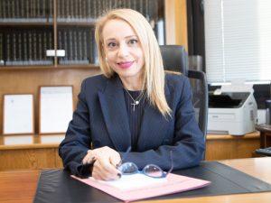 Η Επίτροπος Νομοθεσίας απέστειλε στο Υπουργικό Συμβούλιο την 62η τριμηνιαία Έκθεσή της