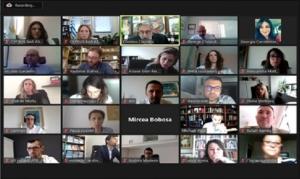 Συμμετοχή του ΠΔΣ στο ευρωπαϊκό πρόγραμμα LawyerEx που διοργανώθηκε για πρώτη φορά διαδικτυακά