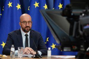 Μισέλ: Η ΕΕ έτοιμη να συζητήσει επί της ιδέας παραίτησης εμπορικών πνευματικών δικαιωμάτων