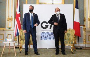 Οι απειλές για τη δημοκρατία και τα ανθρώπινα δικαιώματα στο επίκεντρο της συνόδου των ΥΠΕΞ των G7
