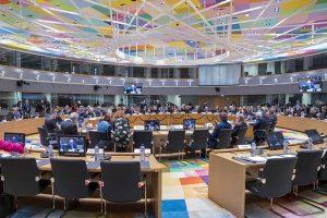 Συμμετοχή της Υπουργού Δικαιοσύνης και Δημοσίας Τάξεως στο Συμβούλιο Υπουργών Δικαιοσύνης και Εσωτερικών Υποθέσεων