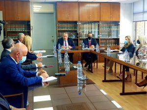 Δηλώσεις του Γενικού Εισαγγελέα της Δημοκρατίας μετά από τη συνάντηση με τα μέλη της Επιτροπής Νομικών της Βουλής