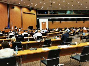 Πρόταση νόμου για παράταση αναστολής εκποιήσεων μέχρι 31/10, συζήτησε η Επ. Οικονομικών