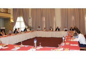 Γραπτή δήλωση της ΥΔΔΤ κας Στέφης Δράκου μετά τη συνάντηση που είχε με τον Πρόεδρο και τα μέλη του Παγκύπριου Δικηγορικού Συλλόγου