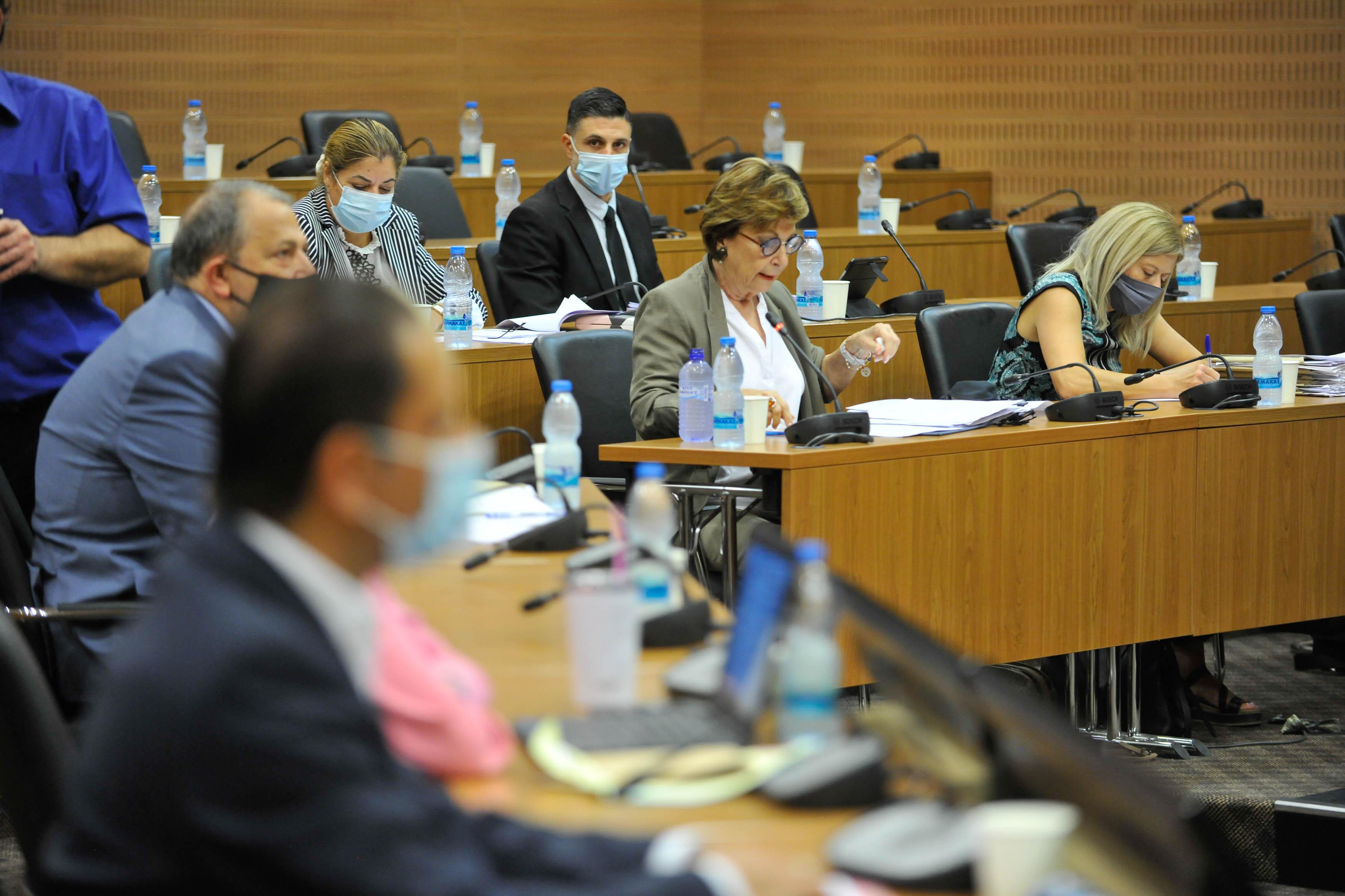 Ομιλία ΥΔΔΤ στη συνεδρία της Επιτροπής Νομικών αναφορικά με τα Νομοσχέδια για τη Μεταρρύθμιση των ανώτατων βαθμίδων της Δικαιοσύνης