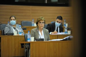 Δηλώσεις της Υπουργού Δικαιοσύνης μετά τη συνεδρίαση της Κοινοβουλευτικής Επιτροπής Νομικών