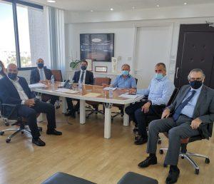 Ανακοίνωση του ΠΔΣ για τη συνάντηση με τον Υπουργό Υγείας