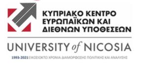 Παρουσίαση του βιβλίου του Καθηγητή Ανδρέα Θεοφάνους – Η ΔΕΚΑΕΤΙΑ ΤΩΝ ΚΡΙΣΕΩΝ ΚΑΙ ΤΟ ΑΥΡΙΟ Οι προκλήσεις της Κυπριακής Δημοκρατίας και η αναζήτηση προοπτικής 🗓