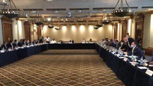 Συμμετοχή του ΠΔΣ στη συνάντηση του Διοικητή της Κεντρικής Τράπεζας με επαγγελματικούς φορείς και στελέχη τραπεζών
